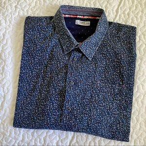 Projek Raw short sleeve shirt -Big & Tall